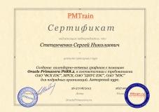 Степанченко Primavera P6