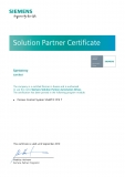Сертификат SP Siemens